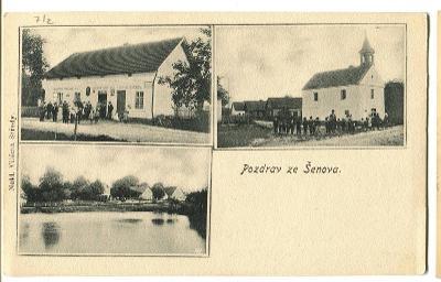 Provodov - Šonov (asi), Náchod
