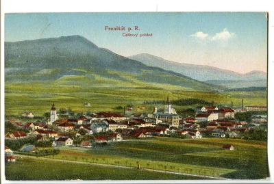 Frenštát pod Radhoštěm, Nový Jičín