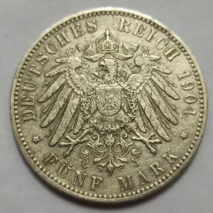 5 Marek 1904 J