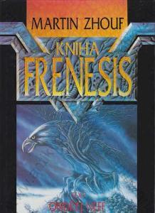Kniha Frenesis Martin Zhouf 1993