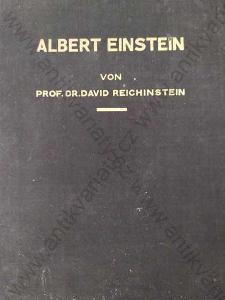 Albert Einstein David Reichinstein