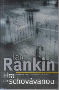 Hra na schovávanou Ian Rankin BB art