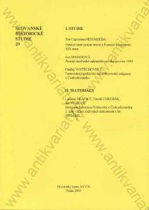 Slovanské historické studie 29