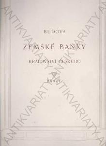 Budova Zemské banky království Českého v Praze
