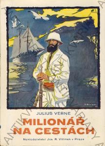 Milionář na cestách Julius Verne 1930
