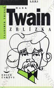Mark Twain zblízka Vladimír Thiele 1995