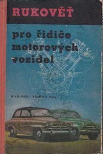 Rukověť pro řidiče motorových vozidel 1955