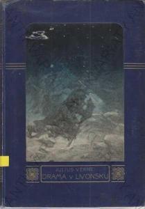 Drama v Livonsku (Verne - modrá lipská)