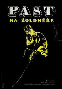 Past na žoldnéře Dimitrij Kadrnožka film plakát A3
