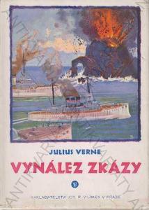 Vynález zkázy Julius Verne 1931