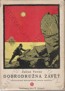 Dobrodružná závěť Julius Verne 1928