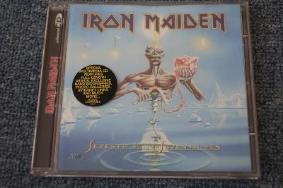 IRON MAIDEN - Seventh Son Of A Seventh Son, CD