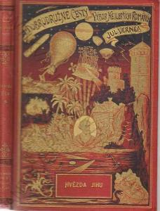 Hvězda Jihu Julius Verne tzv. Stužka 1893