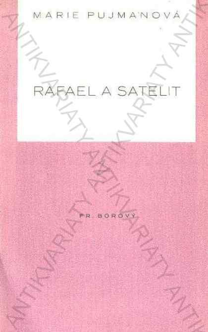 Rafael a Satelit - Knihy