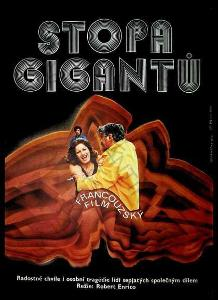 Stopa gigantů Dimitrij Kadrnožka film plakát A3