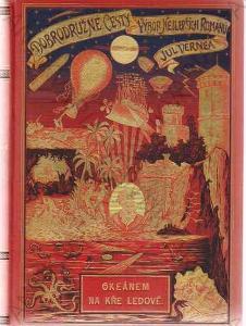 Okeánem na kře ledové Jules Verne Jos. Vilímek