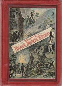 Nový hrabě Monte Kristo Julius Verne J. R. Vilímek