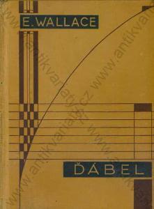 Ďábel Edgar Wallace Karel Voleský, Praha 1931