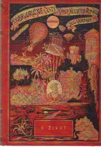 O život Jules Verne Jos. R. Vilímek, Praha