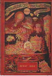Černé Indie Jules Verne