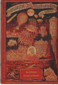 Klaudius Bombarnak Jules Verne Jos. R. Vilímek