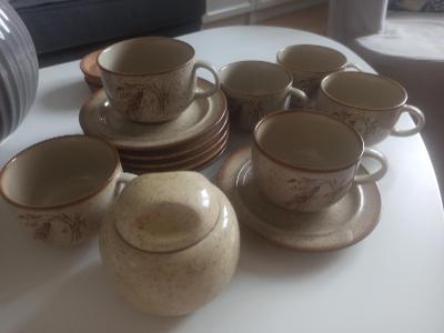 Čajový /kávový servis