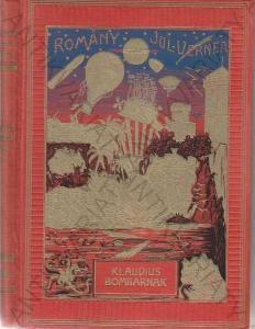 Klaudius Bombarnak Julius Verne J. R. Vilímek 1928
