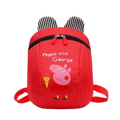 Dětský batůžek s prasátkem Pepou A247-2