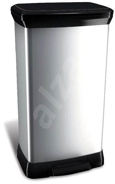 Nefunkční a pouze pro podnikatele: Curver Odpadkový koš DECOBIN pedal - Malé elektrospotřebiče