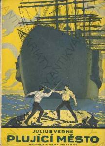 Plující město Julius Verne 1930