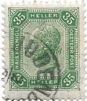 Známka starého Rakouska od koruny - strana 3