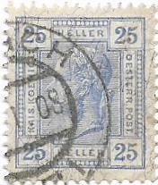 Známka starého Rakouska od koruny - strana 3 - Filatelie