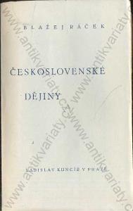 Československé dějiny v archívních dokumentech