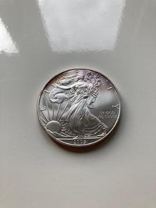 Stříbrný dolar American Silver Eagle 2009 - 1 OZ