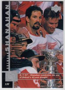 Brendan SHANAHAN - Upper Deck 97-98 #268 * DET