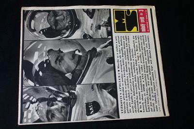 Mladý Svět 3/1969 , Ročník XI. (s14)