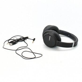 Náhlavní sluchátka Sony WH-CH700N �erná