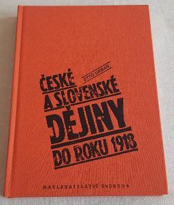 URBAN OTTO -ČESKÉ A SLOVENSKÉ DĚJINY DO ROKU 1918