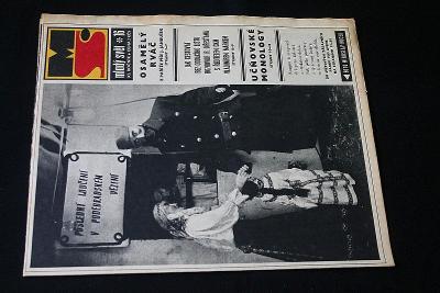 Mladý Svět 16/1969 , Ročník XI. (s14)