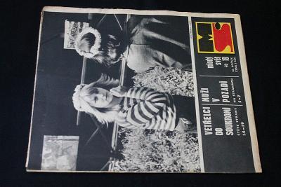 Mladý Svět 18/1969 , Ročník XI. (s14)
