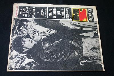 Mladý Svět 20/1969 , Ročník XI. (s14)