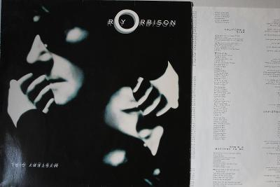 Roy Orbison – Mystery Girl LP 1989 vinyl Germany 1.press super stav EX