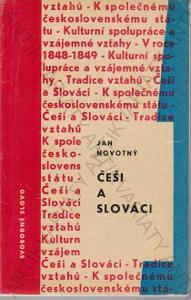 Češi a Slováci Jan Novotný 1968