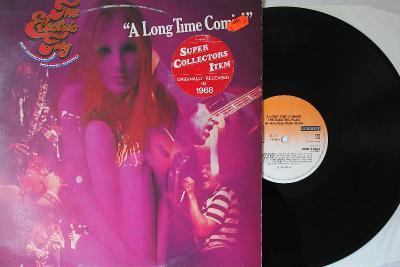 The Electric Flag – A Long Time Comin' LP 1968 vinyl NL Blues Rock EX