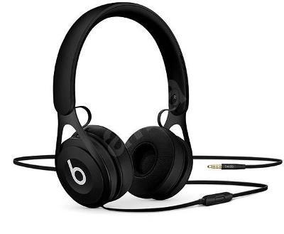 Nefunkční a pouze pro podnikatele: Sluchátka Beats EP - černá
