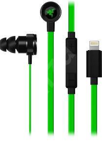 Nefunkční a pouze pro podnikatele: Sluchátka Razer Hammerhead iOS