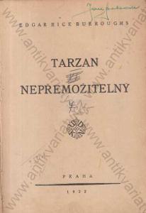 Tarzanův syn Edgar Rice Burroughs 1921