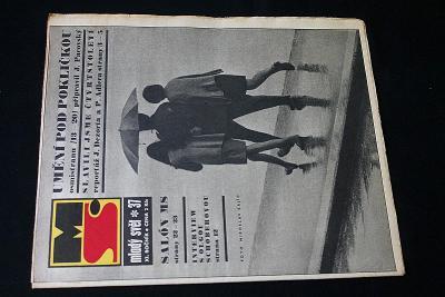 Mladý Svět 37/1969 , Ročník XI.  (s14)