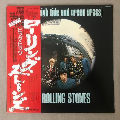 The Rolling Stones – Big Hits - LP vinyl Japan