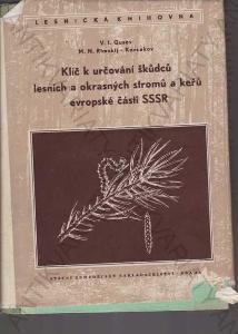 Klíč k určování škůdců lesních
